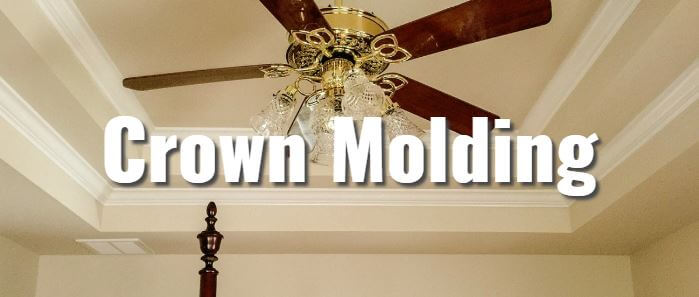 Handyman Crown Molding Gulfport