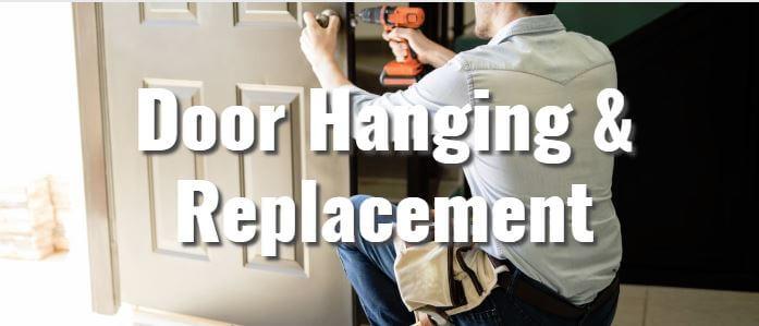 Handyman Door Replacement Gulfport MS